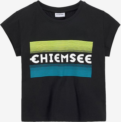 CHIEMSEE Shirt in schwarz, Produktansicht