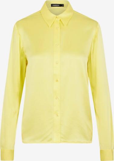 J.Lindeberg Bluse 'Mallory' in gelb, Produktansicht