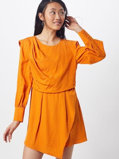 JUST FEMALE Kleid 'Shira' in orange, Modelansicht