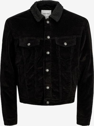 JACK & JONES Tussenjas 'JJIALVIN' in de kleur Zwart, Productweergave