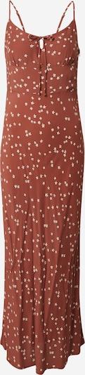 LeGer by Lena Gercke Kleid 'Marla' in rostbraun, Produktansicht