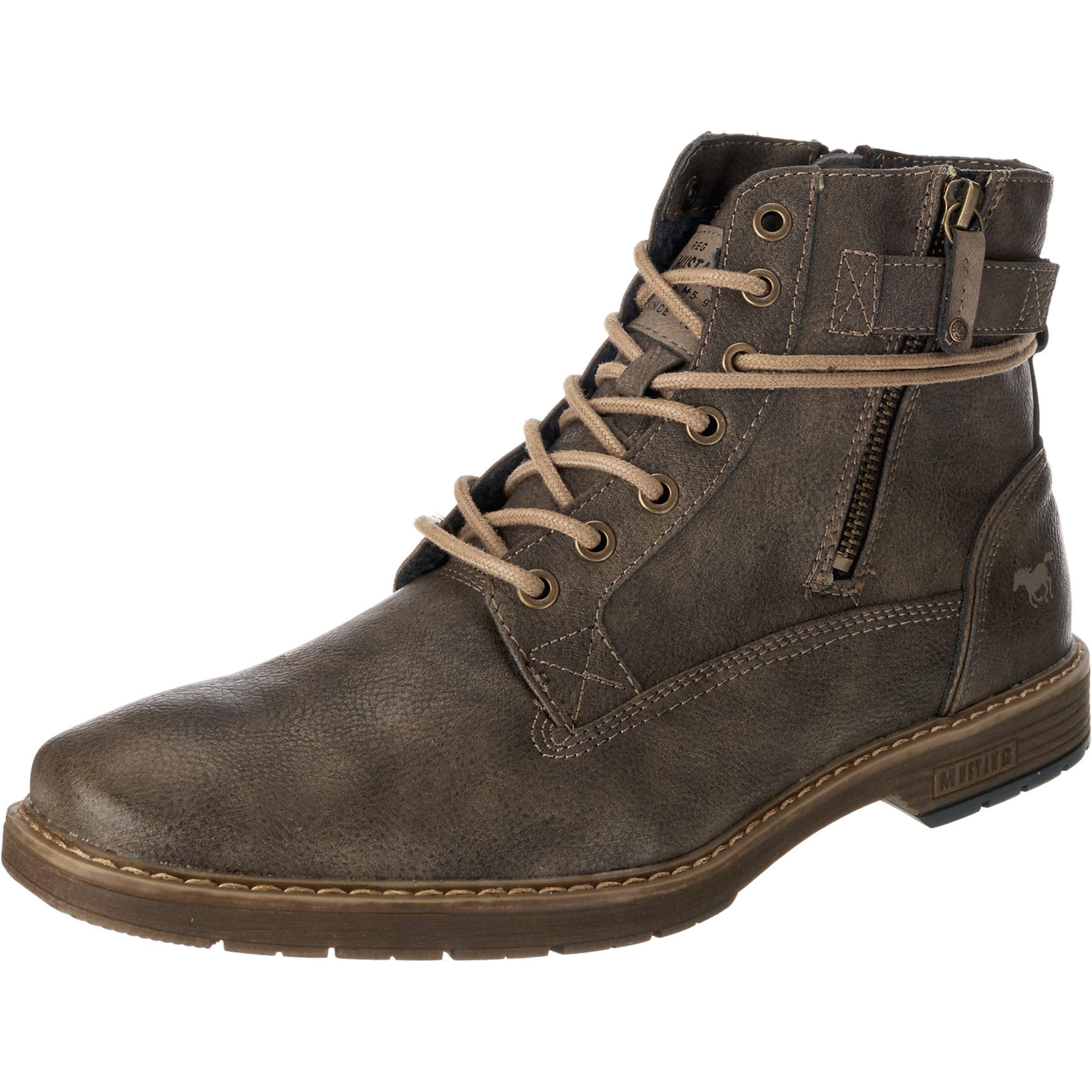 Haltbare Mode billige Schuhe MUSTANG | Winterstiefel Schuhe Gut getragene Schuhe