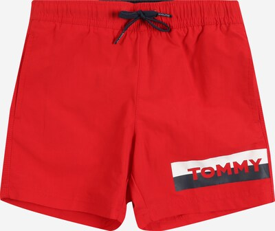TOMMY HILFIGER Badehose in rot, Produktansicht
