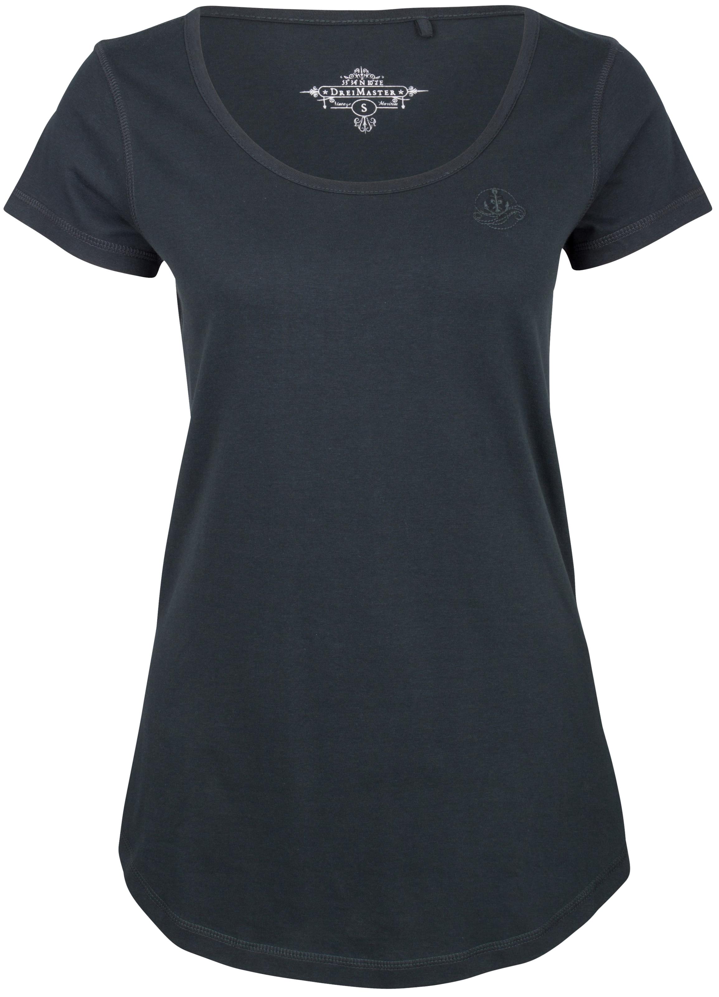 Für Schöne Günstig Online Neueste Online DREIMASTER DreiMaster T-Shirt Niedrige Versandgebühr Günstiger Preis JXdkn4