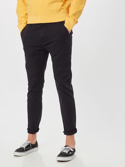 LEVI'S Hose 'TAPER CHINO II' in schwarz, Modelansicht