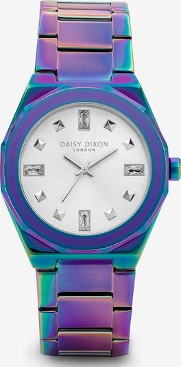 DAISY DIXON Uhr in helllila / silber / weiß, Produktansicht