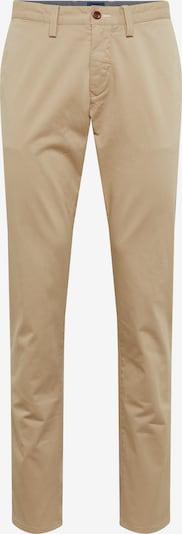 Pantaloni chino 'SLIM TWILL CHINO' GANT di colore cachi, Visualizzazione prodotti