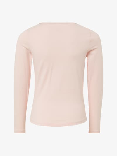 TOM TAILOR Shirt in rosa, Produktansicht