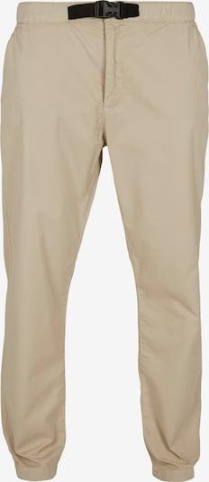 Pantaloni eleganți Urban Classics pe bej, Vizualizare produs