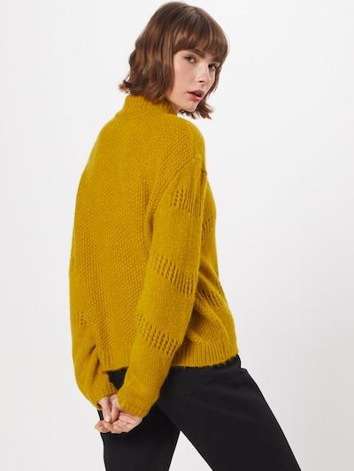 Megztinis 'Vero' iš Another Label , spalva - geltona: Vaizdas iš galinės pusės