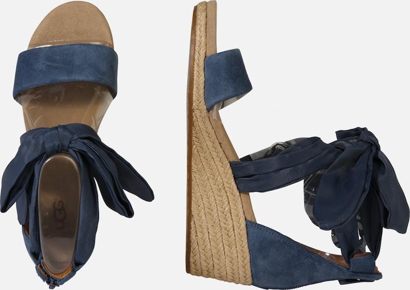 En Bleu Lanières Sandales À 'trina' Ugg Roi Y6ybf7gv