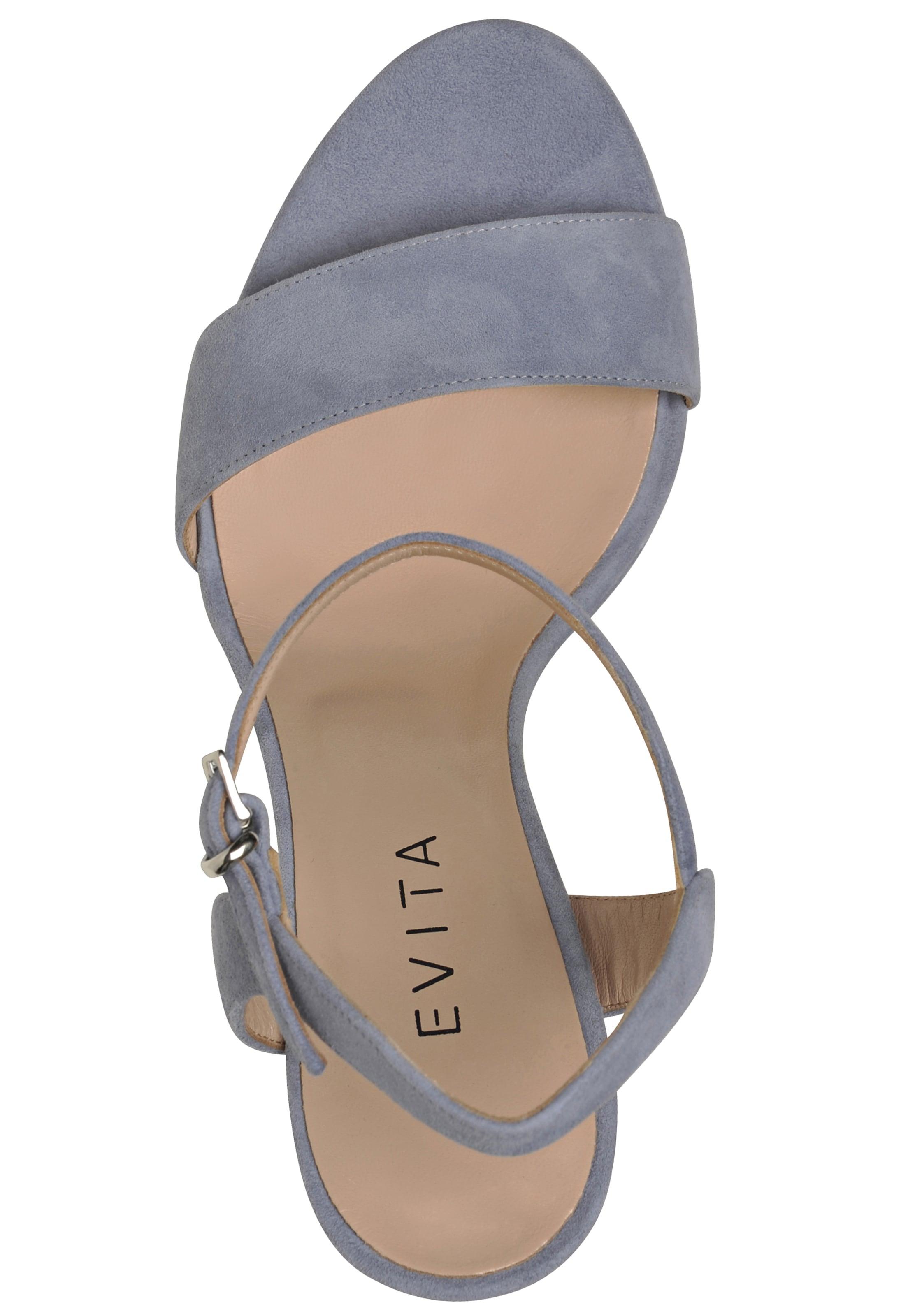 In Evita Evita Sandalette Hellblau Sandalette In In Evita Evita Sandalette Hellblau In Hellblau Sandalette gvfYb6y7