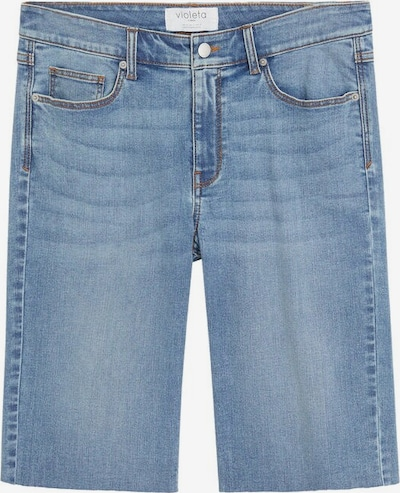 VIOLETA by Mango Bermudas ´Soda` in blue denim, Produktansicht