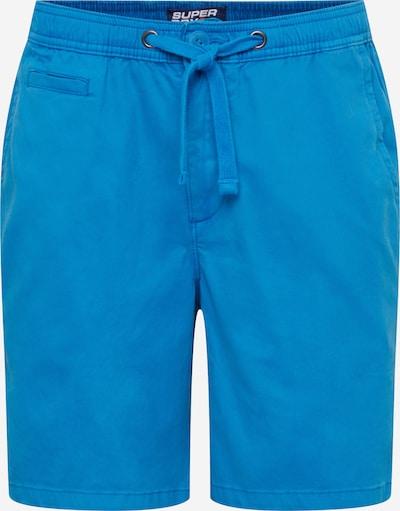 Superdry Pantalon 'SUNSCORCHED' en bleu roi, Vue avec produit