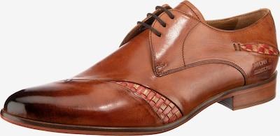 MELVIN & HAMILTON Business Schuhe in braun / rostbraun / schwarz, Produktansicht
