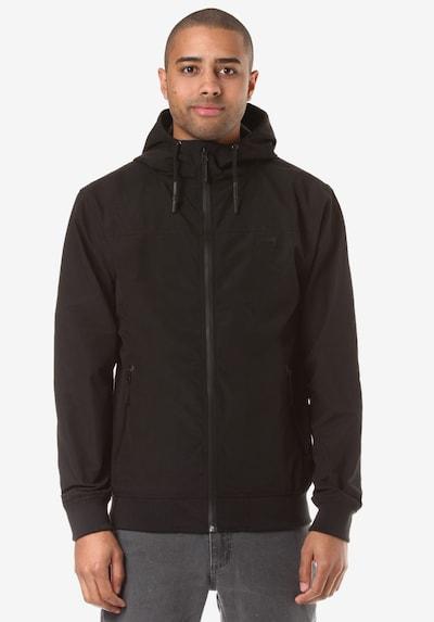 Iriedaily Functionele jas 'Terance' in de kleur Zwart, Productweergave