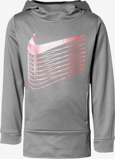 NIKE Sweatshirt in grau / pitaya, Produktansicht