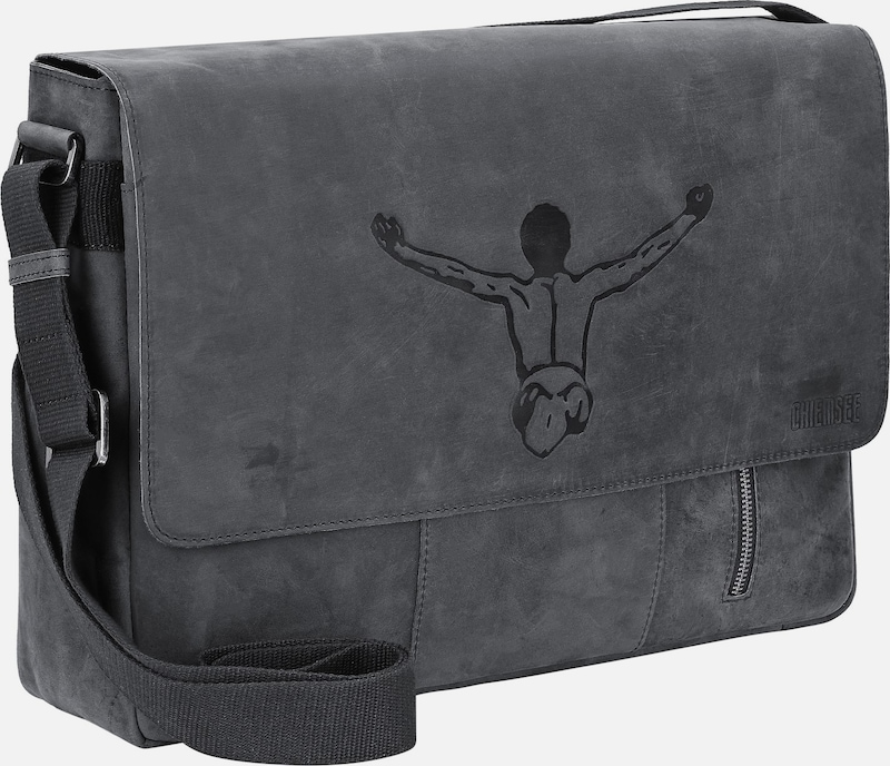 Chiemsee Valencia Vintage Messenger Bag With Laptop Compartment 40cm