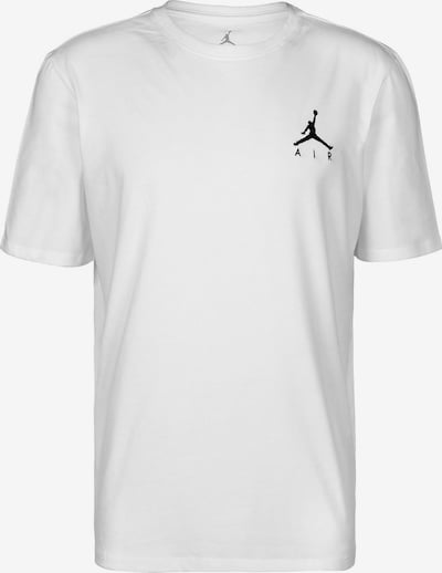 Jordan T-Shirt 'Jumpman Air Embroidered' in schwarz / weiß, Produktansicht