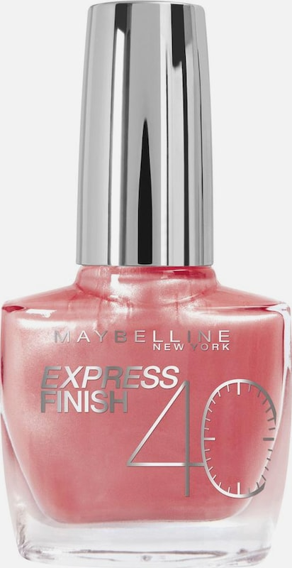 MAYBELLINE New York 'Nagellack Express Finish Shock Control', Nagellack