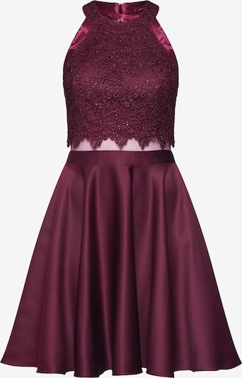 Laona Koktejl obleka | rdeča barva, Prikaz izdelka