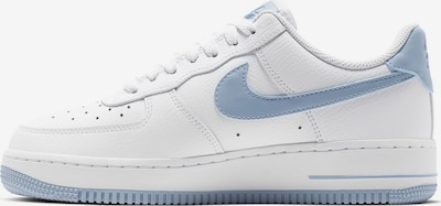 Nike Sportswear Sneaker Low 'Air force 1 '07' in hellblau