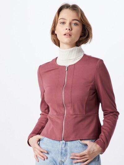 ONLY Blazer 'POPTRASH' in rosé, Modelansicht
