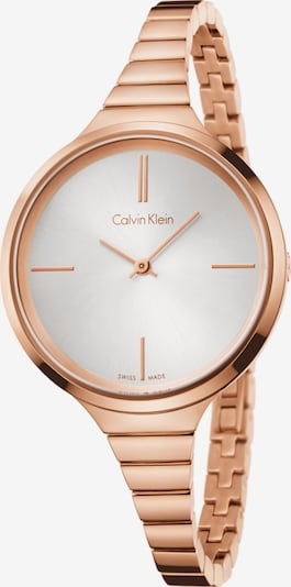 Calvin Klein Analoog horloge in de kleur Rosé, Productweergave