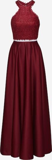 Vakarinė suknelė '2 PIECE SATIN' iš mascara , spalva - vyno raudona spalva, Prekių apžvalga