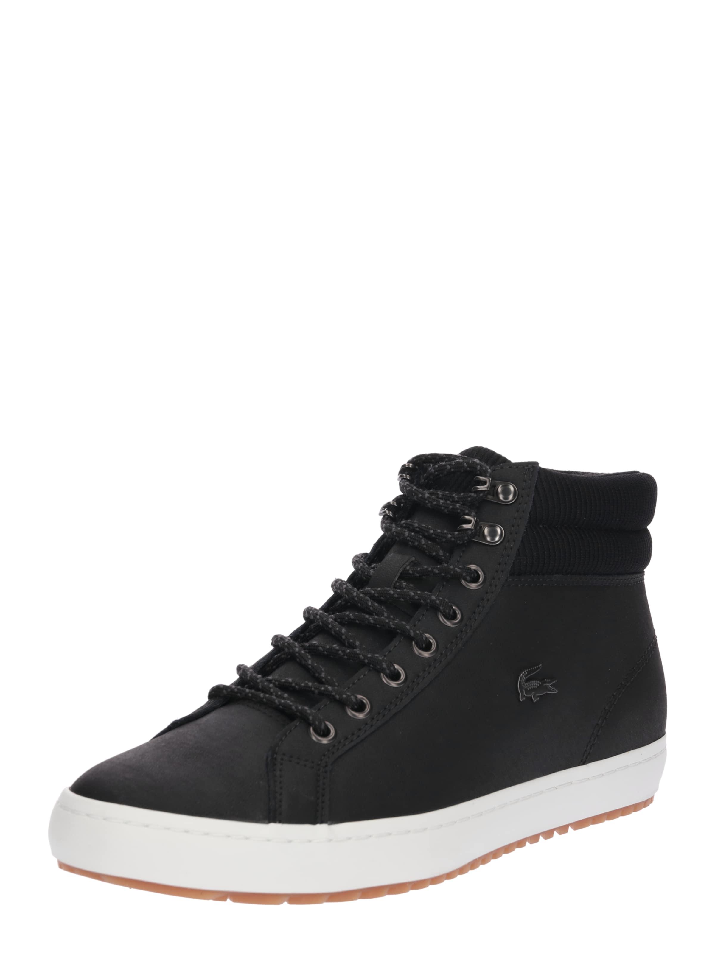 Lacoste 'straightset' In Sneaker In Sneaker Lacoste 'straightset' In 'straightset' Lacoste Sneaker Schwarz Schwarz MzGLSVpqU