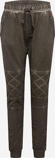 tigha Hose 'Einar' in khaki: Frontalansicht