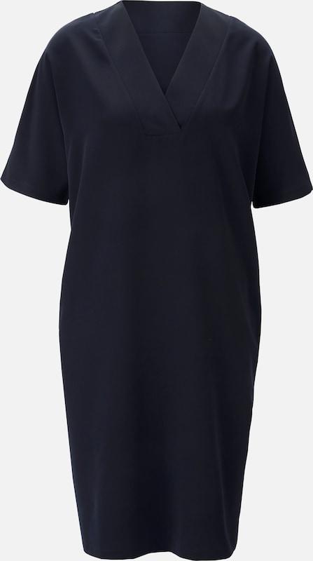 Bleu Foncé Robe En Heine dCerBox