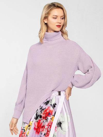 APART Pullover in lavendel, Modelansicht