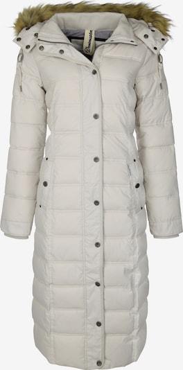 DREIMASTER Mantel in weiß, Produktansicht