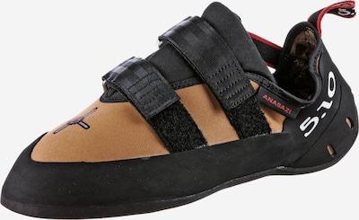 Five Ten Kletterschuhe 'Anasazi VCS' in braun / schwarz, Produktansicht