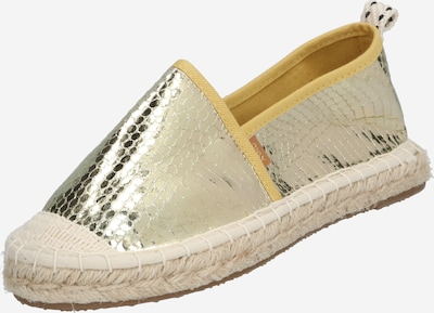 ONLY Espadrilles in gold, Produktansicht