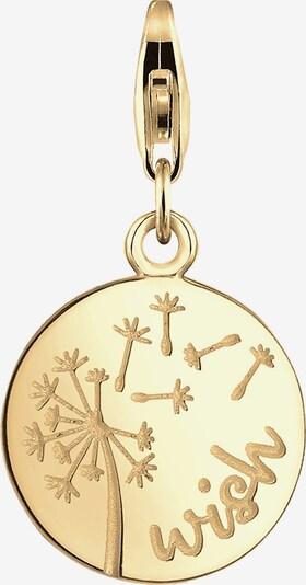 Nenalina Hangers 'Blume Wordings' in de kleur Goud, Productweergave