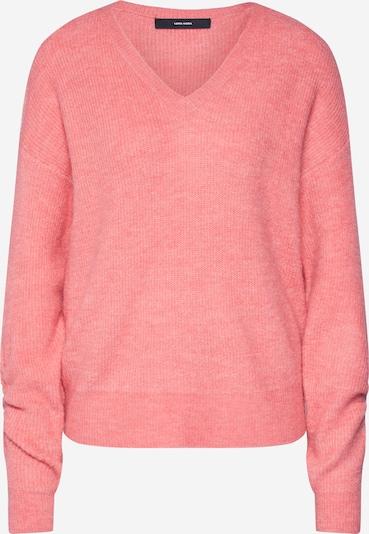 VERO MODA Pullover 'GATA' in koralle, Produktansicht