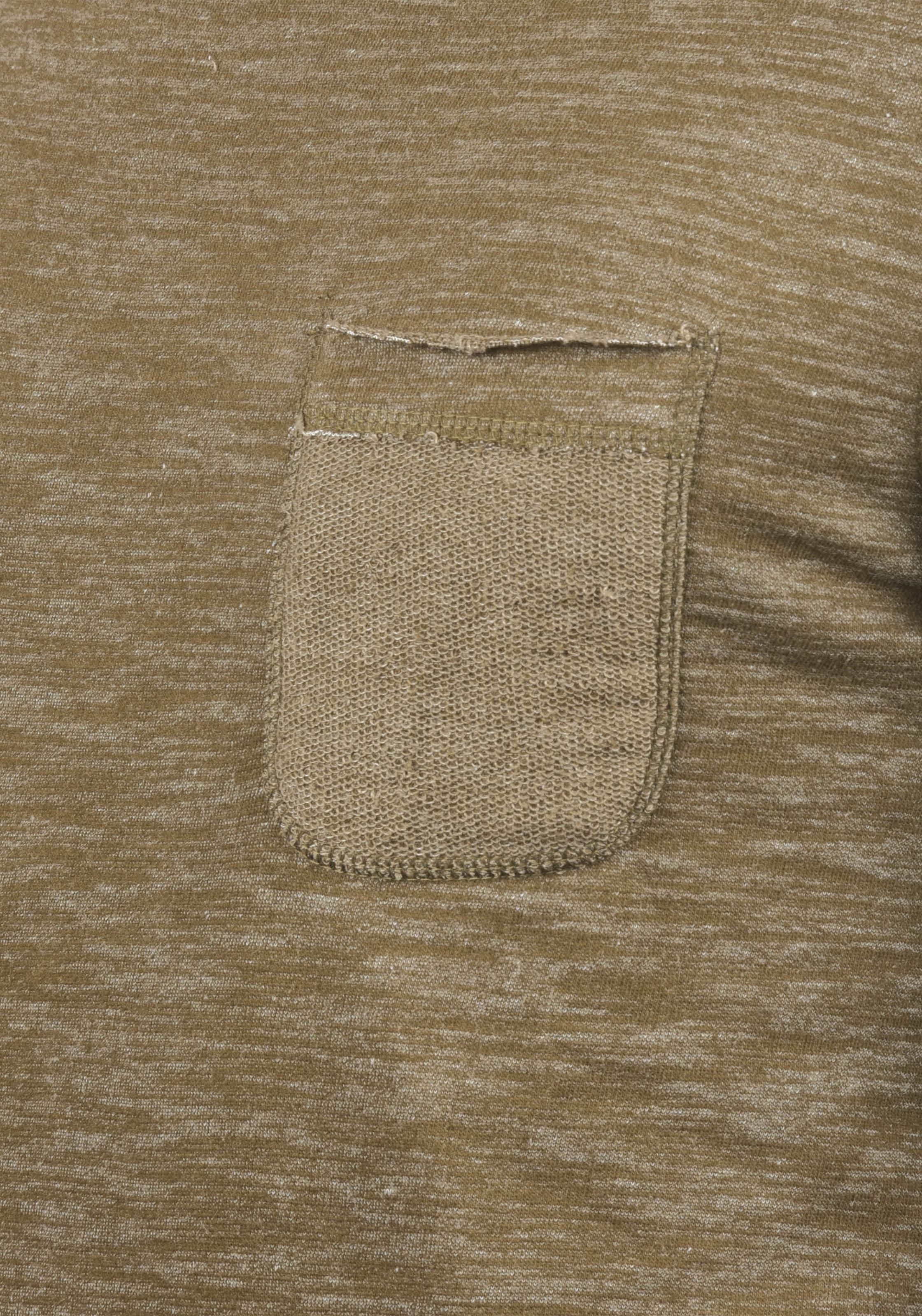 'quanto' BeigeSand Blend Sweatshirt In Braunmeliert qGMzVSUp