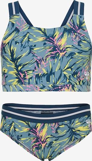 Hummel Bikini 'Zoey' in blau / mischfarben, Produktansicht