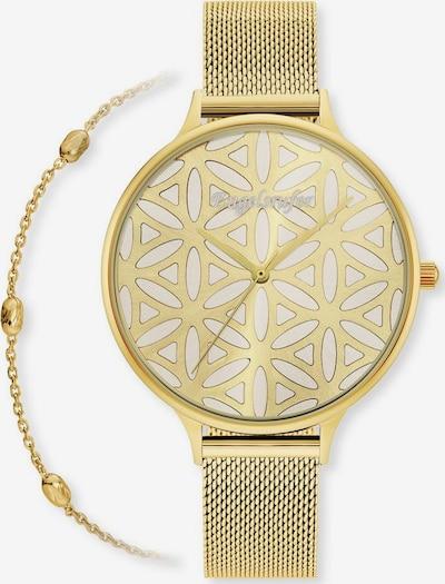 Engelsrufer Uhr in gold, Produktansicht