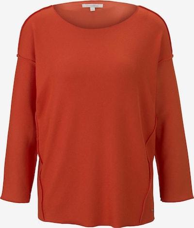 Marškinėliai iš TOM TAILOR DENIM , spalva - rūdžių raudona, Prekių apžvalga
