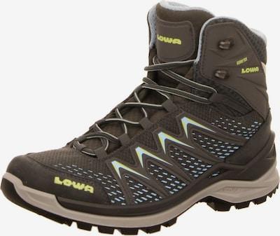 LOWA Boots in de kleur Donkergeel / Basaltgrijs, Productweergave