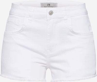LTB Shorts 'Pamela' in white denim, Produktansicht