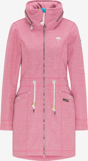 Schmuddelwedda Functional coat in Pink / White, Item view