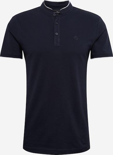 TOM TAILOR DENIM Poloshirt in dunkelblau, Produktansicht