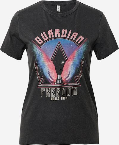 ONLY Shirt in de kleur Gemengde kleuren / Zwart, Productweergave