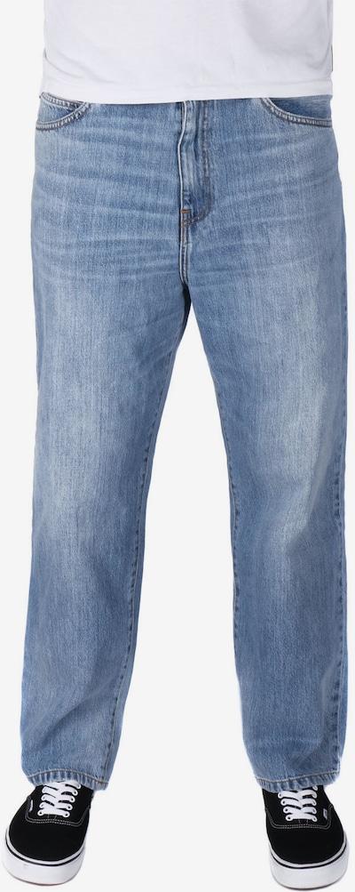 Carhartt WIP Jeans ' Smith ' in blue denim, Modelansicht