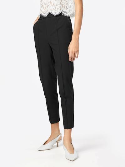Filippa K Pantalon 'Fiona Peg' in de kleur Zwart, Modelweergave