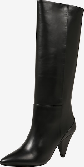 Samsoe Samsoe Kozaki 'Myrassa' w kolorze czarnym, Podgląd produktu